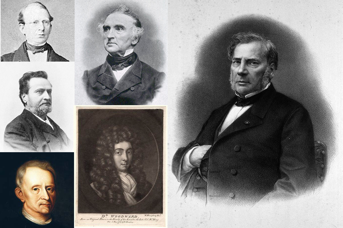 The forefathers of hydroponics.