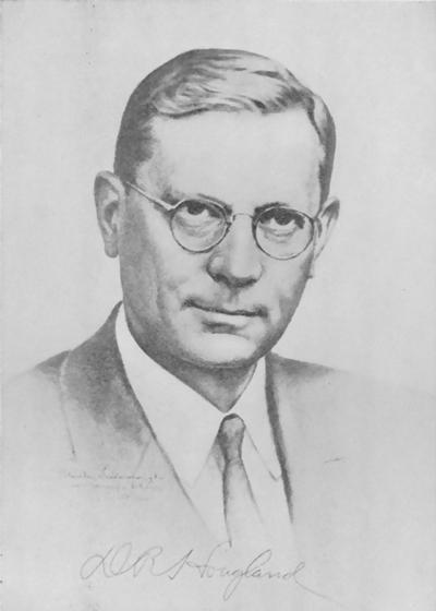 Dennis Robert Hoagland | Hydroponics History