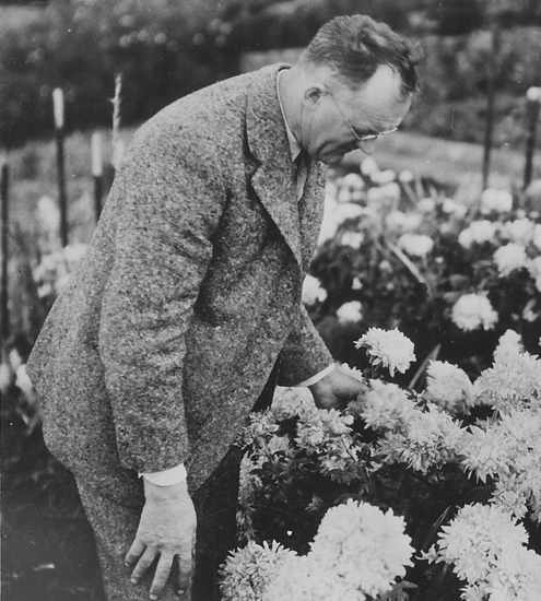 William F. Gericke | Father of Hydroponics